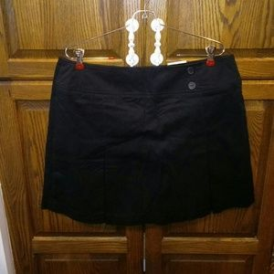 St. John's Bay Black Skorts Size 16